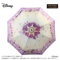 Disneyキャンバスパラソル ラプンツェル/フラワーダンス